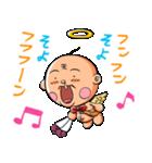 花さか天使テンテンくん(J50th)(個別スタンプ:03)