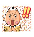 花さか天使テンテンくん(J50th)(個別スタンプ:09)
