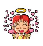 花さか天使テンテンくん(J50th)(個別スタンプ:32)