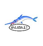 かじきまぐろ(個別スタンプ:03)
