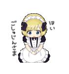 幼女すたんぷ8(金髪幼女メイド)(個別スタンプ:37)