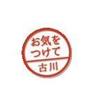 大人のはんこ(古川さん用)(個別スタンプ:24)