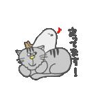 メジェドさまとネコさん(個別スタンプ:28)