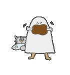 メジェドさまとネコさん(個別スタンプ:29)