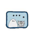 メジェドさまとネコさん(個別スタンプ:39)