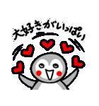愛しのペンギンちゃん(個別スタンプ:01)