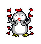 愛しのペンギンちゃん(個別スタンプ:14)