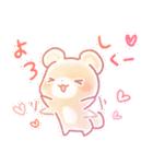 うさくまのラブスタンプ☆くまたの気持ち2(個別スタンプ:6)