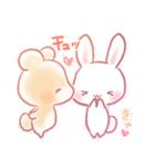 うさくまのラブスタンプ☆くまたの気持ち2(個別スタンプ:31)