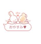 うさくまのラブスタンプ☆くまたの気持ち2(個別スタンプ:36)