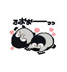 うごく♪心くばりペンギン ラブver.(個別スタンプ:02)