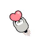 うごく♪心くばりペンギン ラブver.(個別スタンプ:07)