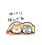 ほんわかしばいぬ<愛と気づかい>(個別スタンプ:06)