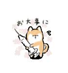 ほんわかしばいぬ<愛と気づかい>(個別スタンプ:07)
