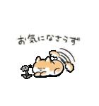 ほんわかしばいぬ<愛と気づかい>(個別スタンプ:08)