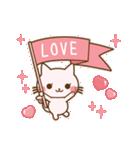 恋するらぶねこ♡(個別スタンプ:36)