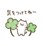 家族連絡/母の日/父の日〜たれ目ネコ〜(個別スタンプ:26)