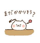 家族連絡/母の日/父の日〜たれ目ネコ〜(個別スタンプ:38)