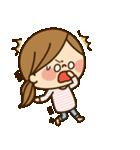 かわいい主婦の1日【ラブラブ編2】(個別スタンプ:37)