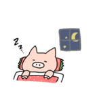 苺パンツぶた(個別スタンプ:03)