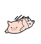 苺パンツぶた(個別スタンプ:33)