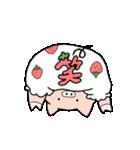 苺パンツぶた(個別スタンプ:39)
