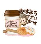 ナチュラルガール♥【思いやり♥愛情】(個別スタンプ:03)