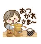 ナチュラルガール♥【思いやり♥愛情】(個別スタンプ:34)