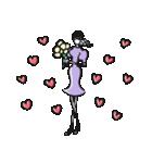 Woman R LOVE【英語 English】(個別スタンプ:04)