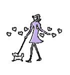 Woman R LOVE【英語 English】(個別スタンプ:20)