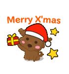 ルー : ハッピークリスマス(個別スタンプ:6)