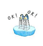 Enjoy Water Skiing(個別スタンプ:09)