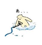 Enjoy Water Skiing(個別スタンプ:13)