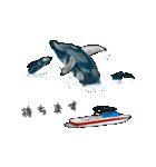 Enjoy Water Skiing(個別スタンプ:27)
