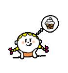 三つ編みリボンの女の子(個別スタンプ:30)