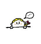 三つ編みリボンの女の子(個別スタンプ:31)