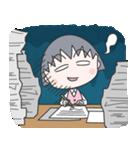 おしごとちびまる子ちゃん☆敬語スタンプ(個別スタンプ:27)