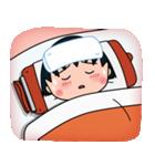おしごとちびまる子ちゃん☆敬語スタンプ(個別スタンプ:37)