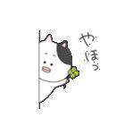 ねこ太とペ子【気軽に使えるスタンプ2】(個別スタンプ:07)