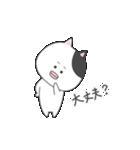 ねこ太とペ子【気軽に使えるスタンプ2】(個別スタンプ:09)