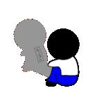 アフロのよしむら(個別スタンプ:40)