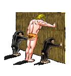 ジャングルの王者ターちゃん(J50th)(個別スタンプ:04)