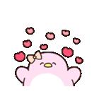 恋するペンギン(個別スタンプ:03)