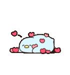恋するペンギン(個別スタンプ:04)
