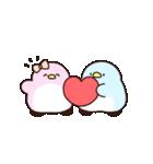 恋するペンギン(個別スタンプ:05)