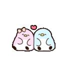 恋するペンギン(個別スタンプ:08)