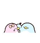 恋するペンギン(個別スタンプ:10)