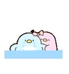 恋するペンギン(個別スタンプ:12)