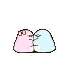 恋するペンギン(個別スタンプ:16)