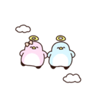 恋するペンギン(個別スタンプ:20)